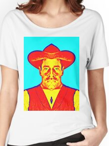 Henry Fonda, alias in My Darling Clementine Women's Relaxed Fit T-Shirt