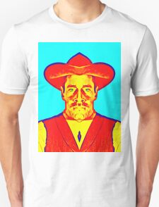 Henry Fonda, alias in My Darling Clementine Unisex T-Shirt