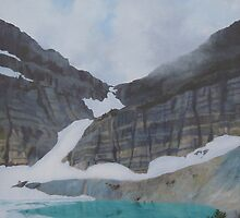 Grinnell Glacier by PhyllisGAndrews
