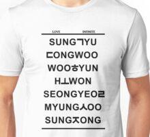 love infinite Unisex T-Shirt