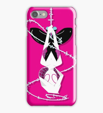 Spider Gwen iPhone Case/Skin