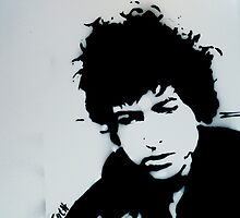 Dylan Spray Art by Laura Toth