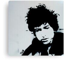Dylan Spray Art Canvas Print