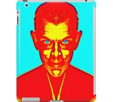 Boris Karloff, alias in The Black Cat iPad Case/Skin