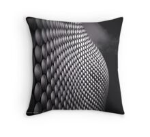 Bullring Exterior, Birmingham, by Dominic Weston Throw Pillow