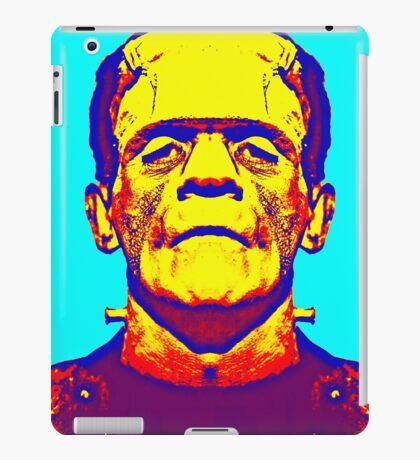 Boris Karloff, alias in The Bride of Frankenstein iPad Case/Skin