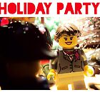 Holiday Party 1A by bricksailboat