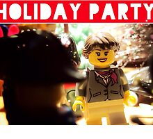 Holiday Party 1C by bricksailboat
