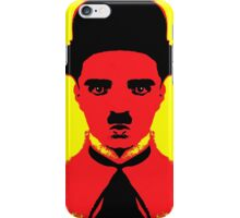 Charles Chaplin Charlot, alias iPhone Case/Skin