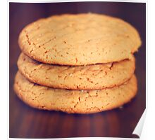 Peanut Butter Cookies Poster