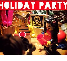 Holiday Party 4C by bricksailboat