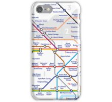 Tube Map iPhone Case/Skin