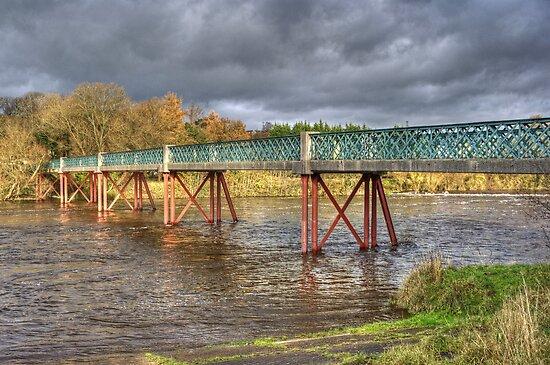 Denny Beck Bridge by Jamie  Green