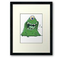 Laaaaaa! Framed Print