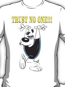 TUFF Puppy - Trust No One T-Shirt