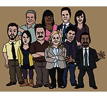 Parks and recreation Photographic Print
