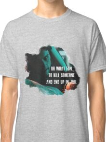 How To Get Away With Murder Classic T-Shirt