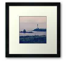 California Lighthouse - Art Print Framed Print