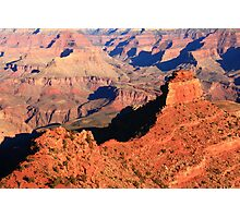 Morning Colors in the Grand Canyon Photographic Print