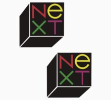 NeXT ×2 by skaz ★ $1.49 Stickers