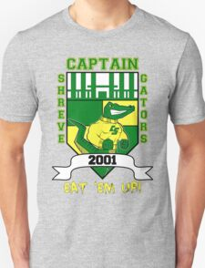 CAPTAIN SHREVE GATORS 2001 T-Shirt