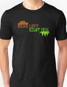 Bear Left Right Frog T-Shirt