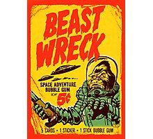 BEASTWRECK ATTACKS Photographic Print