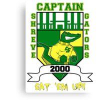 CAPTAIN SHREVE GATORS 2000 Canvas Print