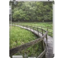 The Long Way Round iPad Case/Skin