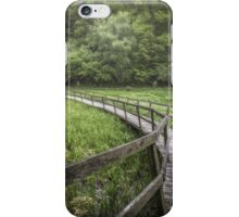 The Long Way Round iPhone Case/Skin