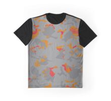 Modern art camouflage cool pattern Graphic T-Shirt