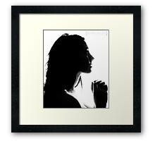 37/365 Framed Print