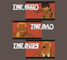 The Good, The Bad and The Boss - A Metal Gear Movie by LaGueule
