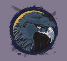 Eagle Illustration Kids Tee