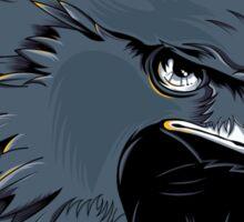 Eagle Illustration Sticker