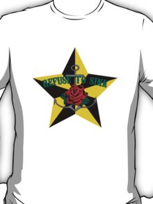 refuse to sink w star T-Shirt
