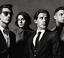 arctic monkeys by alexbal