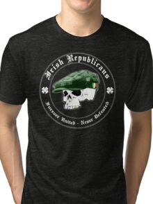 Irish Republicans: United, Undefeated (Vintage Distressed) Tri-blend T-Shirt