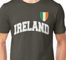 Classic IRELAND Football Jersey (Vintage Distressed) Unisex T-Shirt