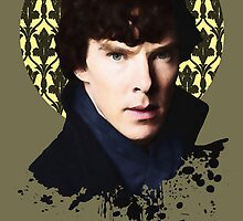 Sherlock by SedatedArtist
