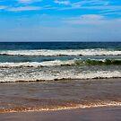Lennox Head Beach by Bami
