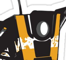 CLAPTRAP HIGH FIVE Sticker