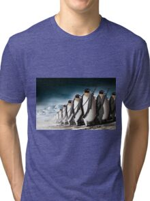 Penguin Army Tri-blend T-Shirt