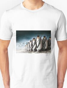 Penguin Army Unisex T-Shirt