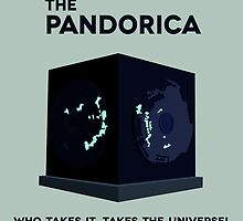 The Pandorica  by Acidbetta