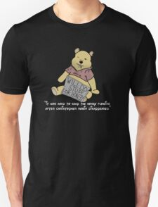 Winnie the Addict Unisex T-Shirt