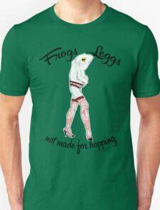 Frogs leggs Unisex T-Shirt