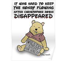 Winnie the Addict Poster