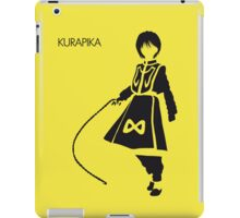 Kurapika iPad Case/Skin