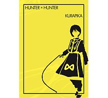 Kurapika Photographic Print